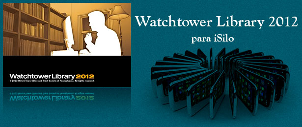 Watchtower Library 2012 para iSilo